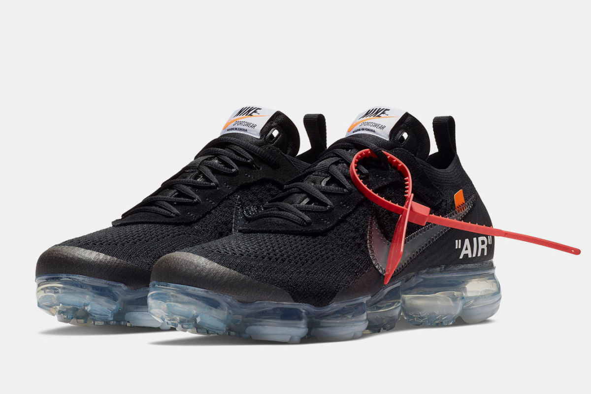 962e8092280 Official Images of Virgil Abloh s Upcoming Nike Air VaporMax Have ...