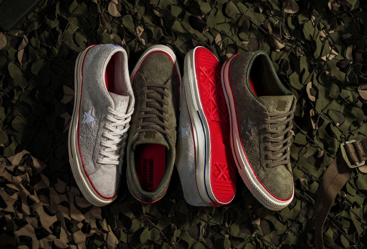 32adebb7ddc3 Undefeated Teams Up With Converse on the One Star - Freshness Mag