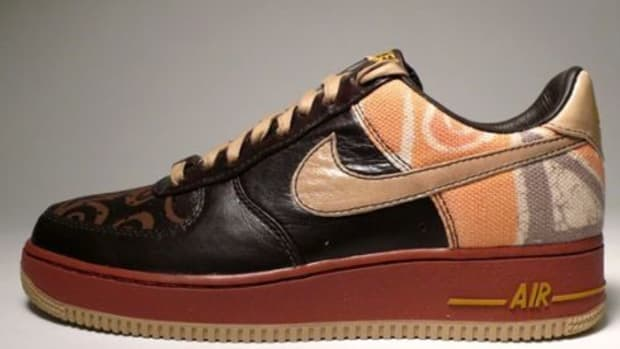 Nike Air Force 1   Mens Black History Month 2008