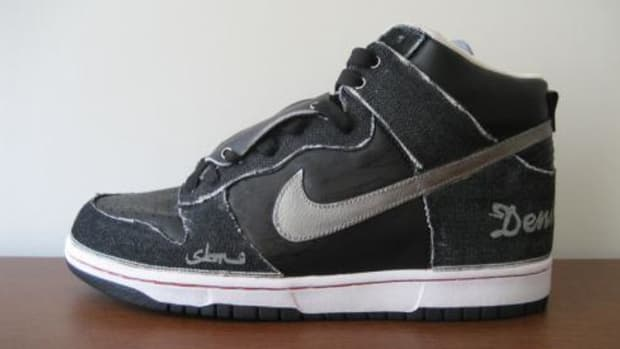SBTG x Denim + Sole - Nike Dunk High - 0