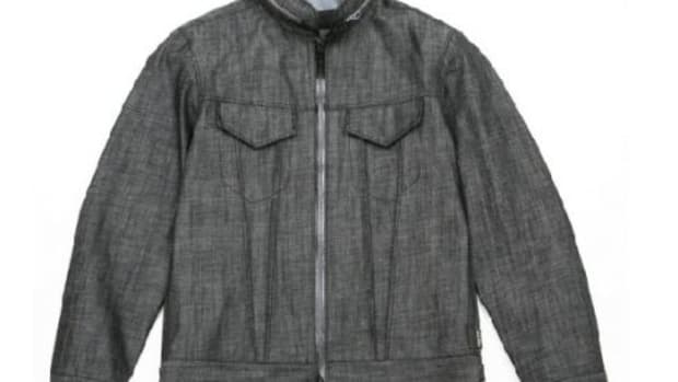 OriginalFake - Denim Gore-Tex Jacket - 0