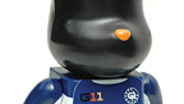 gnfDesign G11 400% BE@RBRICK - 0