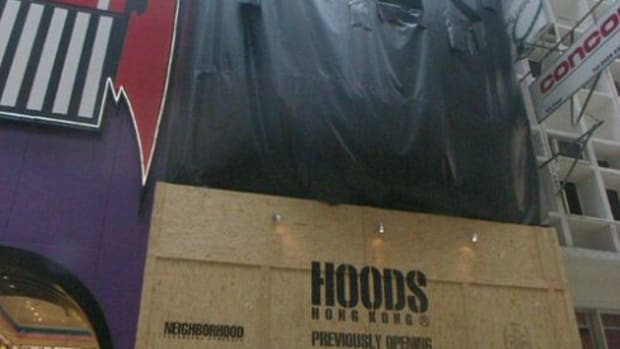 Hoods Hong Kong Previously Opening Pictures - 0