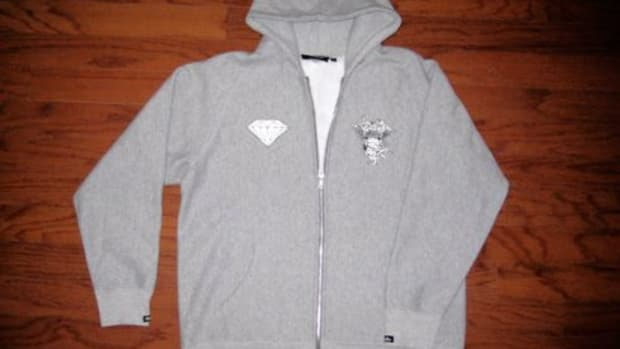 Crooks & Castles x Diamond Supply Co. - Hoodie - 2