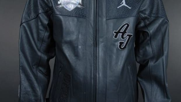 Nike - MJ Air Leather Jacket