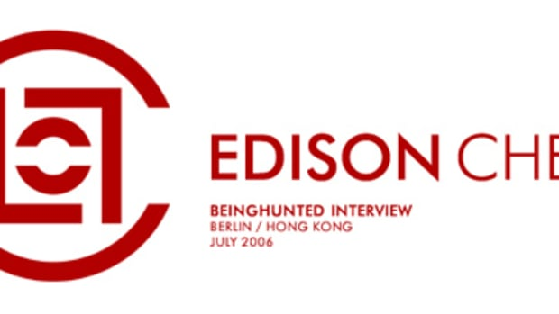 BEINGHUNTED - Interview with Edison Chen - 0