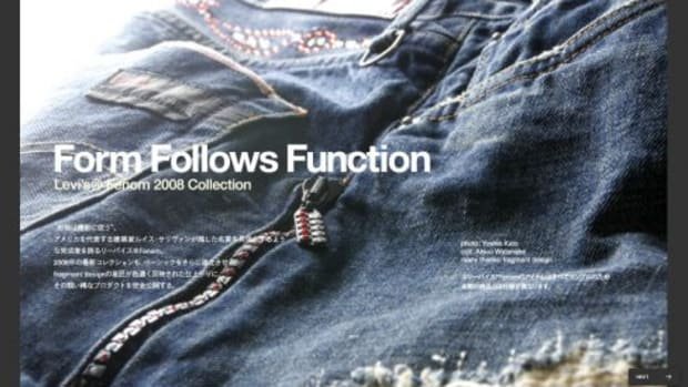 Levi's Fenom - 2008 Collection