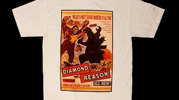 Reason x Diamond Supply Co. - Monsters T-Shirt