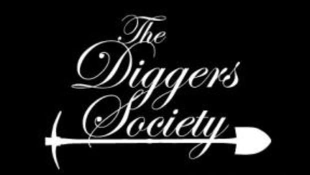 The Digger's Society @ Digital Gravel - 0