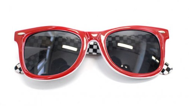 In4mation - Velzy Sunglasses - Red