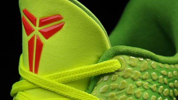 Kobe Bryant x Nike Zoom Kobe VI   Christmas Day 2010 Green Means Go | Detailed Look