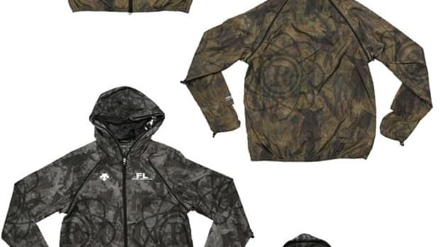 FUTURA LABORATORIES (FL) x DESCENTE - FOUR(4)ABLE Jacket