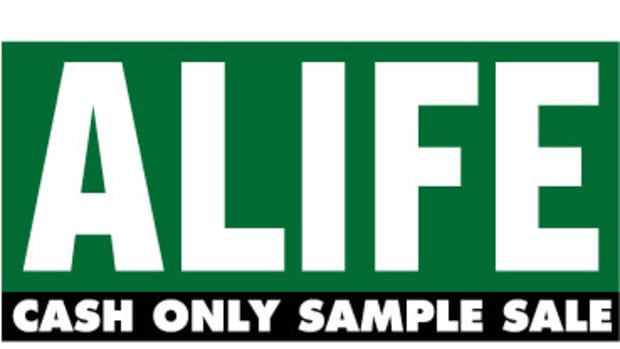 ALIFE - CASH ONLY Sample Sale - 0