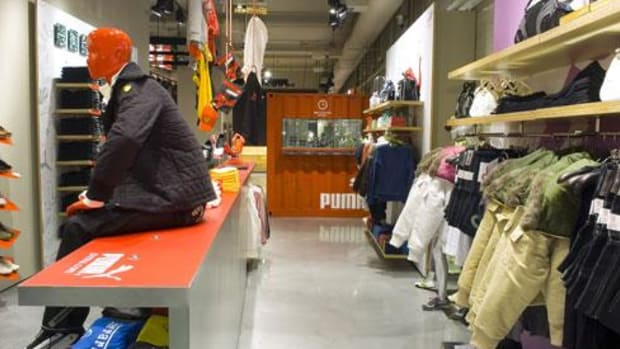 Freshness Feature: The PUMA Store - Union Square - 0