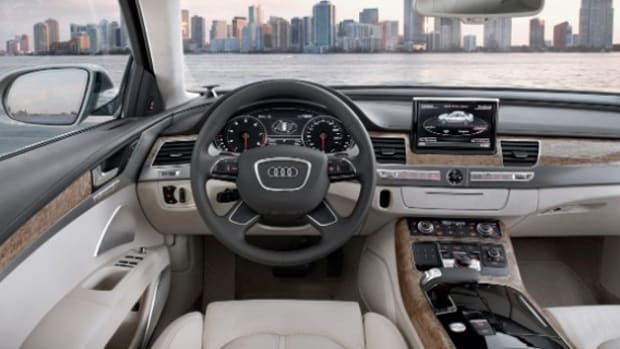 Ward's 10 Best Car Interiors 1