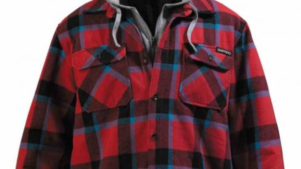Burton - Fall 2008 Flannel Collection