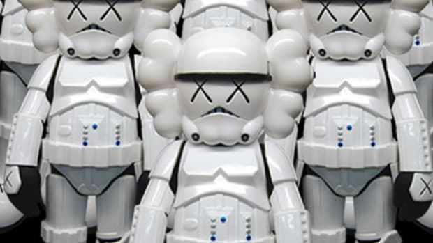OriginalFake - Storm Trooper - KAWS Version