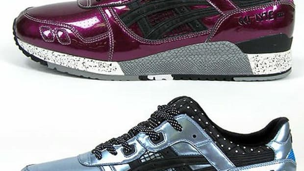 ASICS x mita Sneakers - Gel Lyte III - Kirimomi Project Part 2