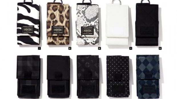 HEAD PORTER - iPhone Case Collection - 0