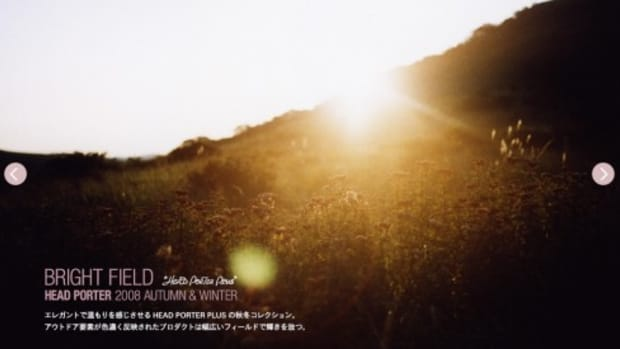 "HEAD PORTER Plus - 2008 Autumn/Winter ""Bright Field"" Collection - 0"