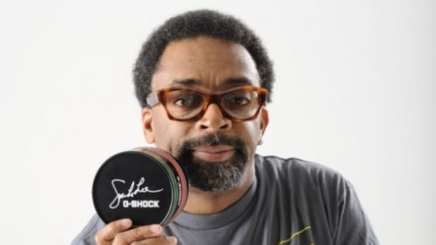 Casio G-Shock DW5000SL-1 by Spike Lee