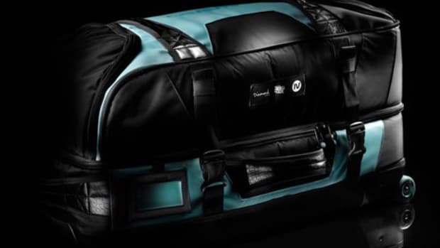Diamond Supply Co. x In4mation x Gravis Footwear - Limited Edition Luggage