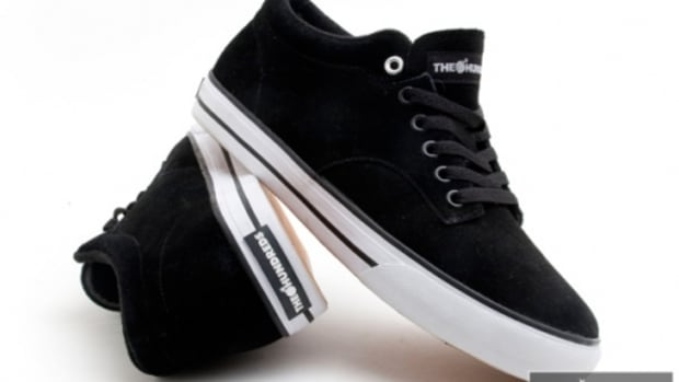 Johnson Mid-Top by THE HUNDREDS