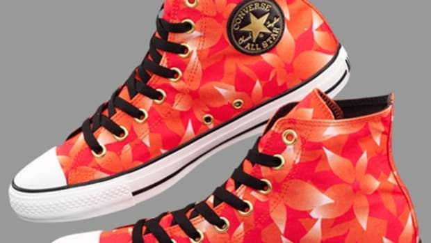 Converse - Chuck Taylor All Star X-Flower Hi & Lo
