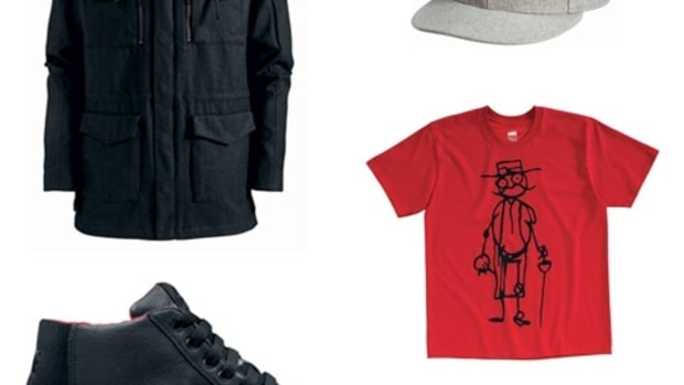 Nike SB Lance Mountain Collection - Blazer Elite + Apparel