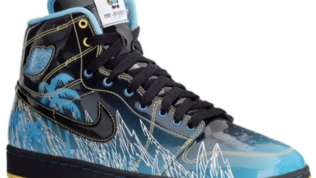 Nike Doernbecher Fresstyle 5 - Tony Taylor Jr. - Air Jordan 1 Retro