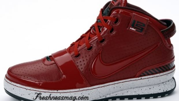 Nike Zoom LeBron VI - Big Apple
