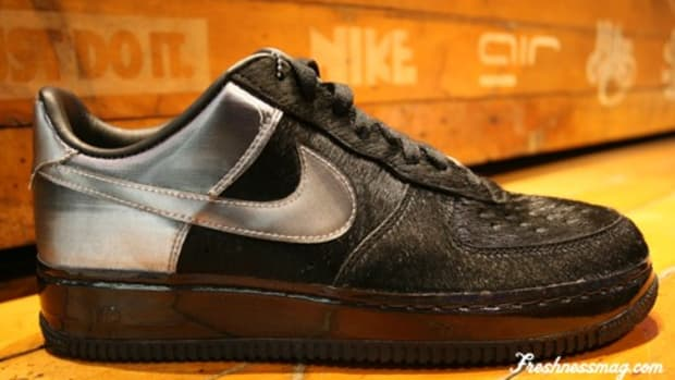 Nike x DJ Clark Kent - Black Friday Air Force 1