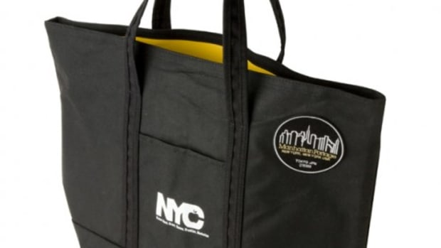 Manhattan Portage x MEN'S NON-NO - 25th Anniversary NYC Tote