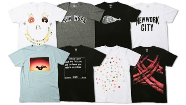 New Work - Artist Collaboration Tees - 0
