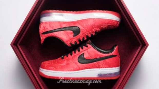 Nike x CLOT - 1World Air Force 1 Supreme - 0