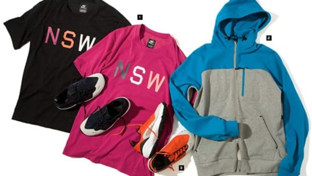 Nike Sportswear - NSW Collection - Spring/Summer 2009