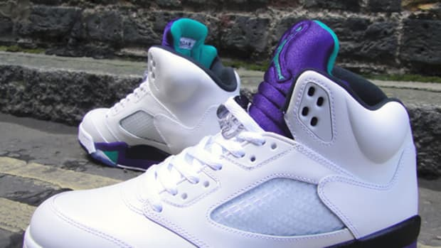"Air Jordan V Retro - ""Grape"" 