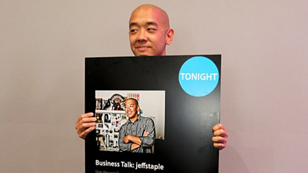Fashions Night Out 2012  Apple Store SoHo Featuring Jeff Staple | Event Recap