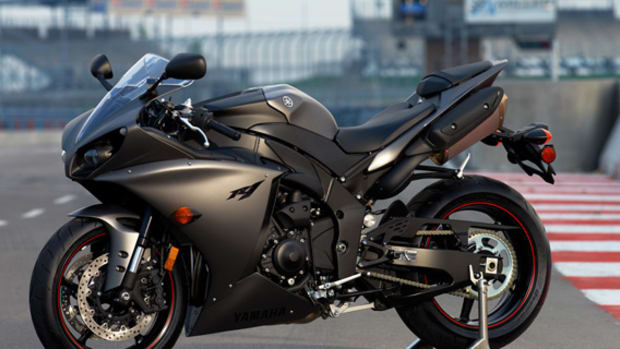 Yamaha YZF-R1 - World GP 50th Anniversary Edition