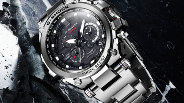 Casio G Shock MTG S1000 Watch   MT G Metal Twisted Collection