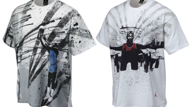 Air Jordan Alpha + Omega Pack Tees + Jacket - 0
