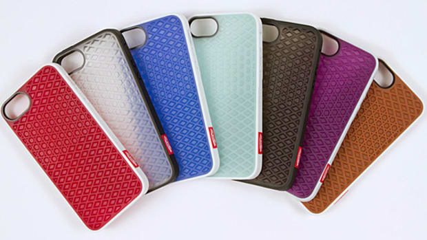 Belkin x VANS Rubber Waffle Sole Cases for Apple iPhone 5 & iPod Touch - 1