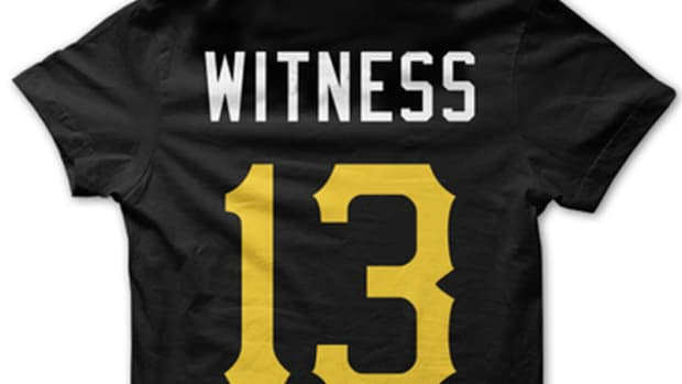 13th Witness - Friday the 13th T-Shirt - 0