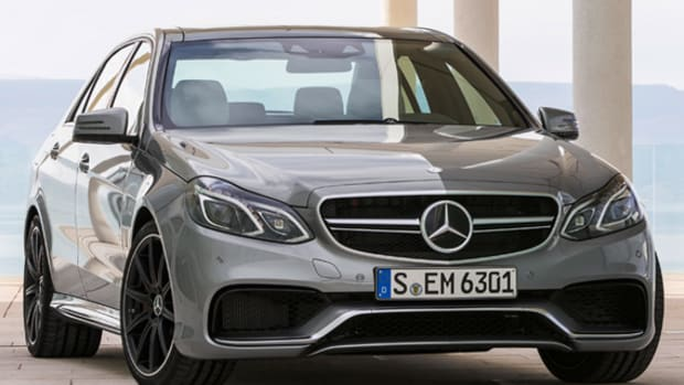 2014 Mercedes Benz E63 AMG 4MATIC S Model Sedan   Officially Unveiled
