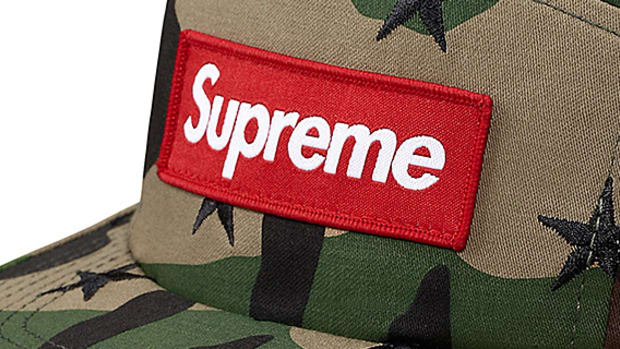 Supreme - Stars Camp Caps | Available Now - 0
