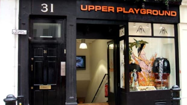 New Store: Upper Playground - London - 0