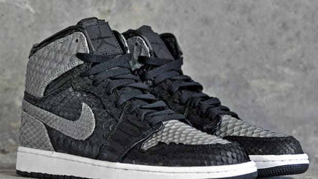 "Air Jordan 1 Retro Hi - ""Python Shadow"" Custom 