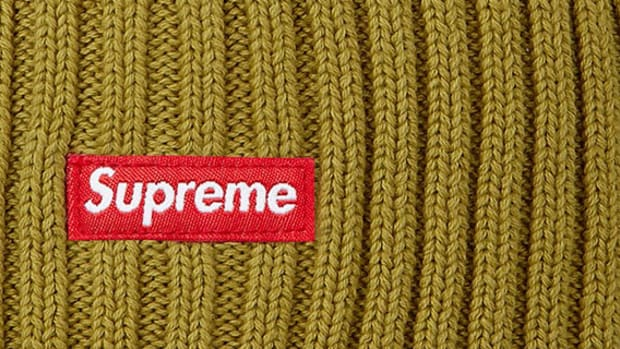 Supreme Ribbed Beanies with Small Box Logo | Available Now - 0