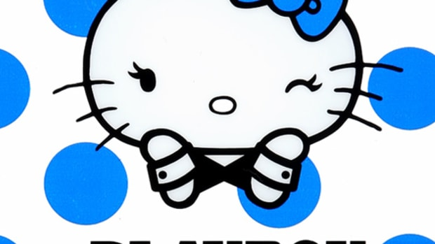Hello Kitty x Playboy   Collaboration Collection | Curated by Colette