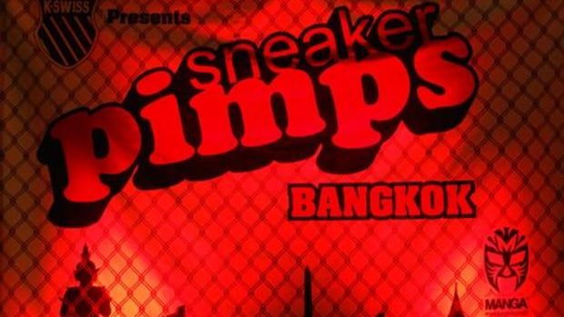 Sneaker Pimps Bangkok 2007 - Event Photos - 0